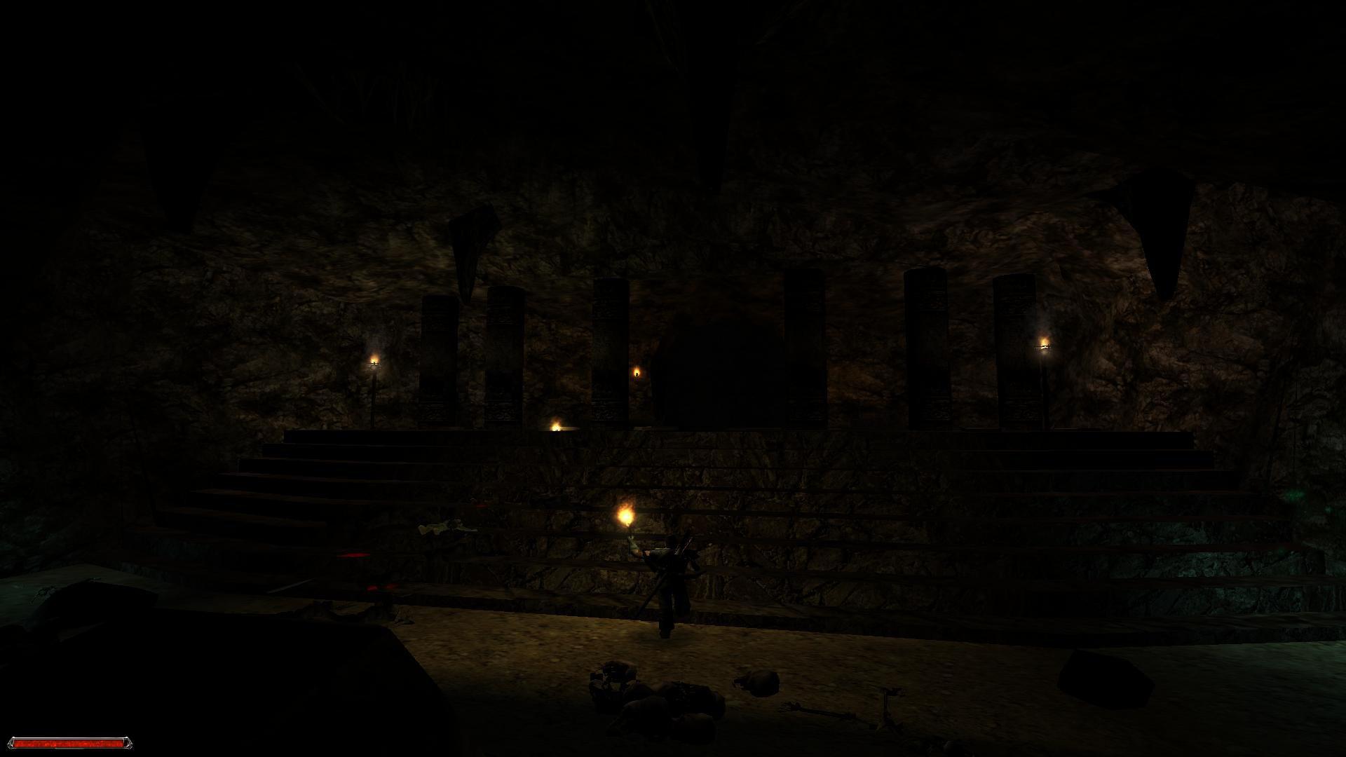 Orkkrieg - in den Tiefen von Austri - Gothic 2 Mod