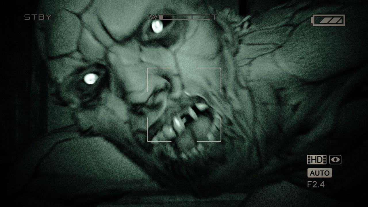 Outlast - Fratze in der Kamera