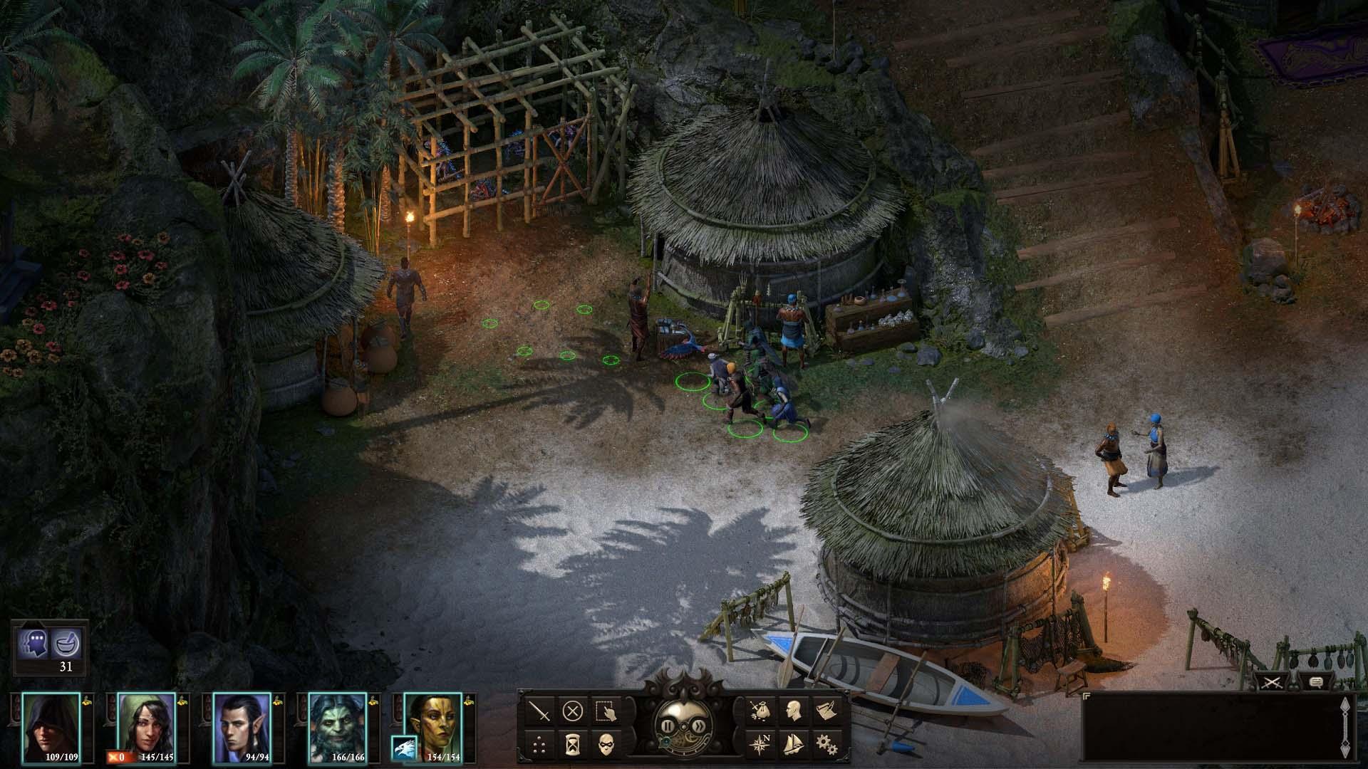 Pillars of Eternity II - Gute Ansätze und tolle Ideen