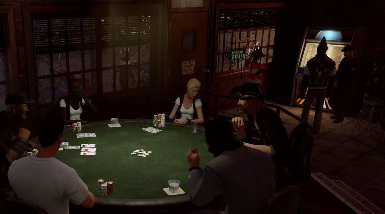 Prominence Poker - Bar