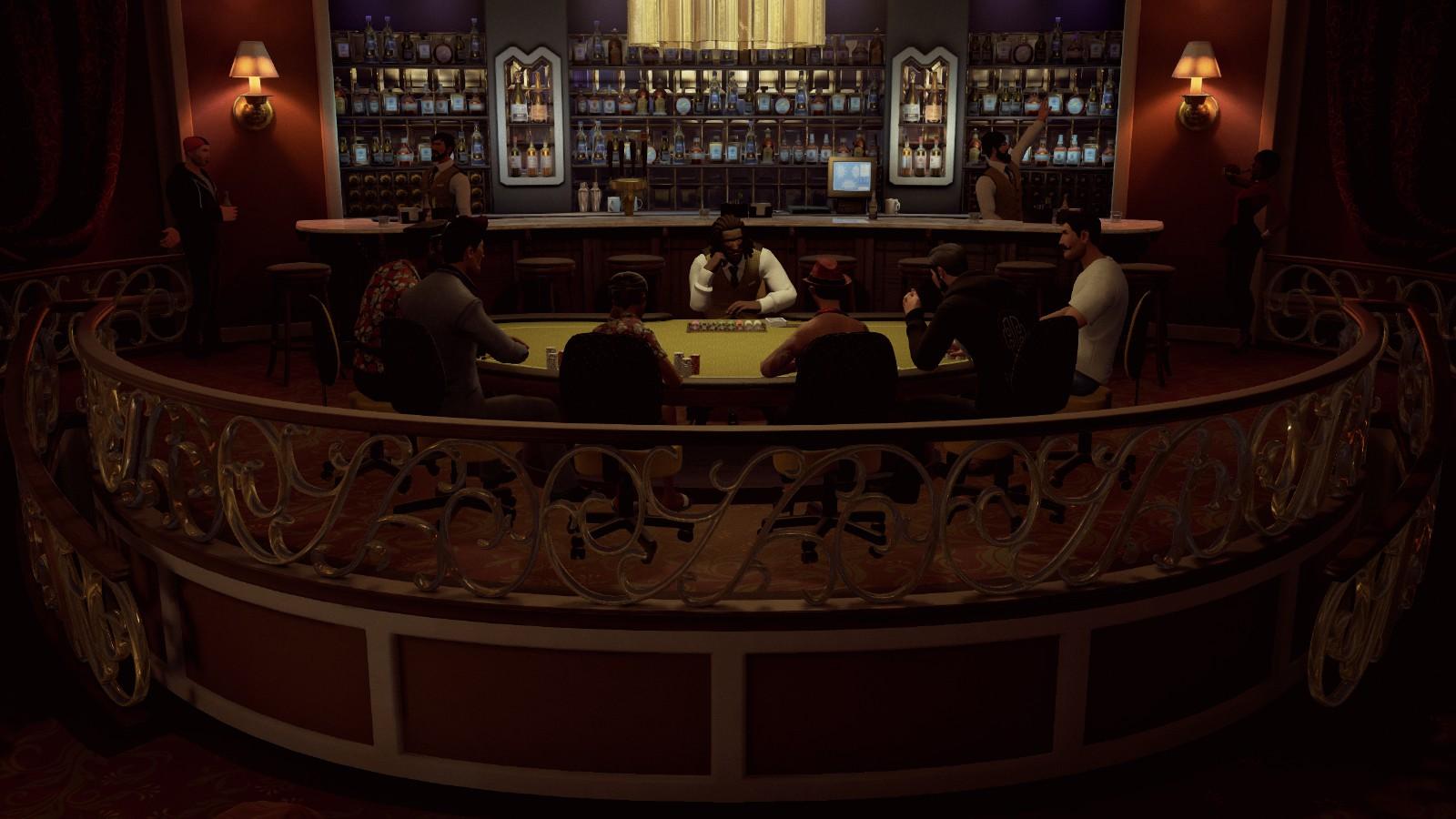 Prominence Poker - Viele Orte zum pokern