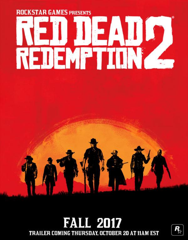 Red Dead Redemption 2 - Offiziell angekündigt