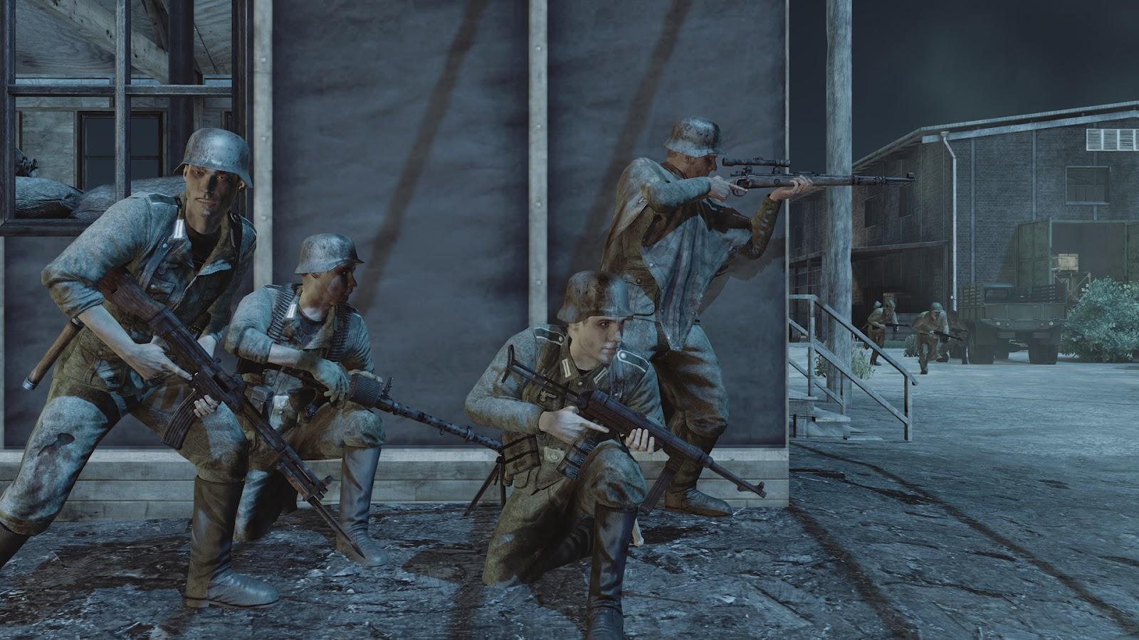 Red Orchestra 2 Heroes of Stalingrad Deutesche auf dem Vormarsch
