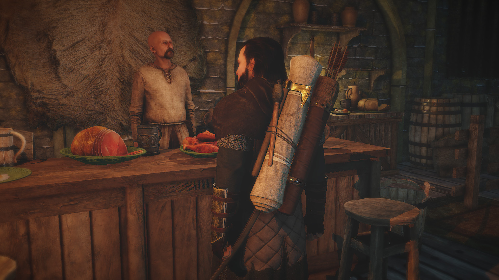 Rise of the King - In einer Taverne