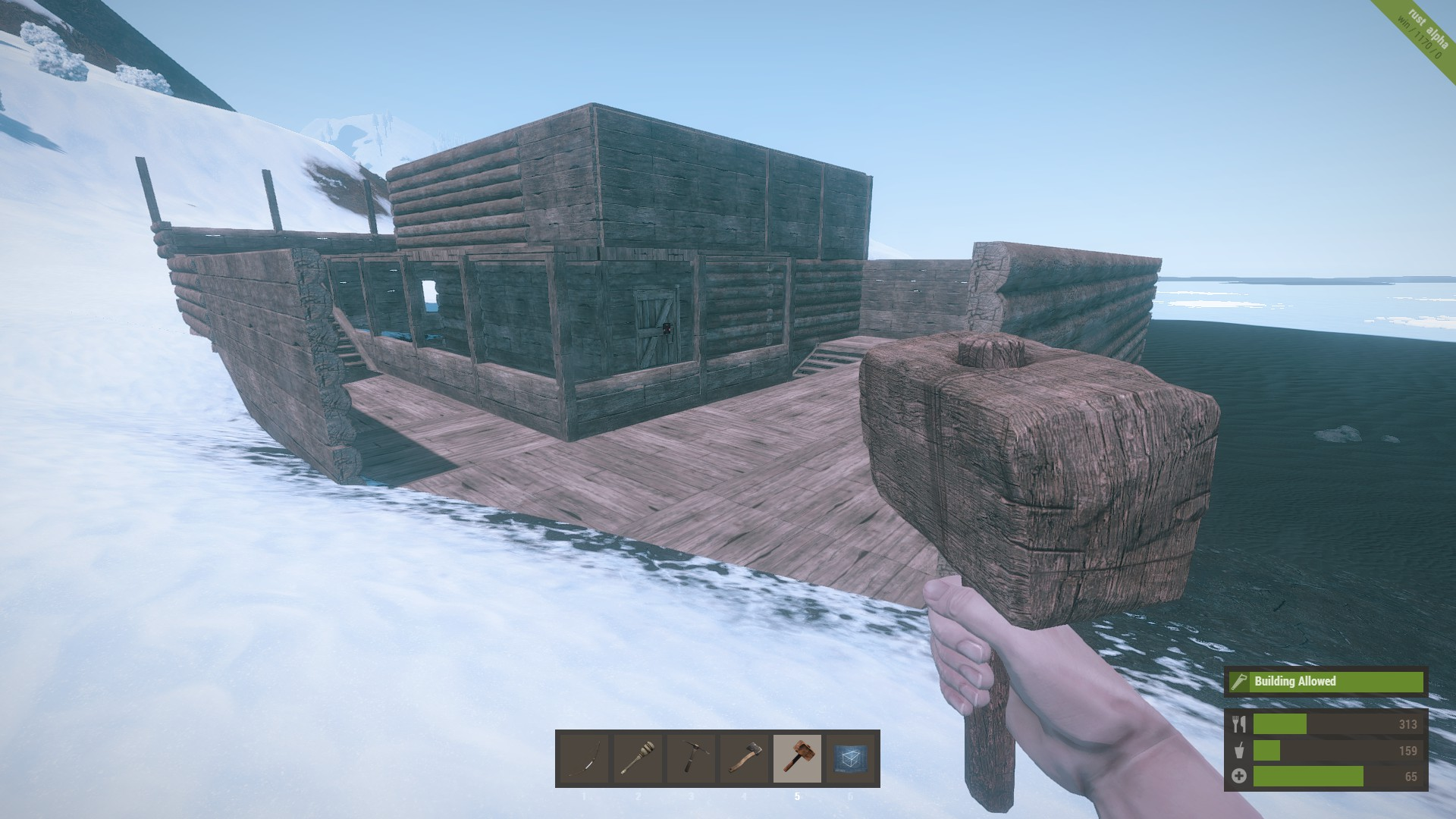 Rust – Der neue Holzhammer
