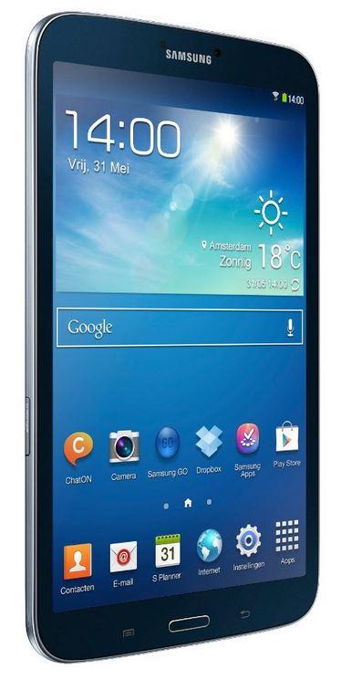 Samsung Galaxy Tab 3 Schrägbild