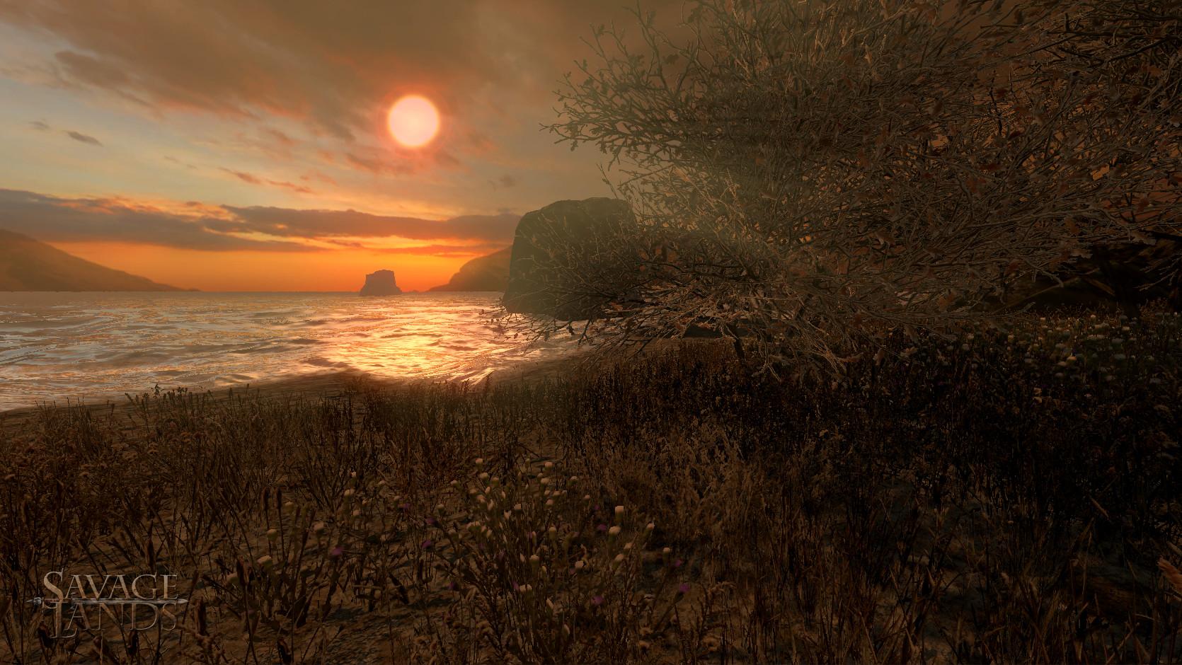 Savage Lands - Die Sonne geht unter.jpg