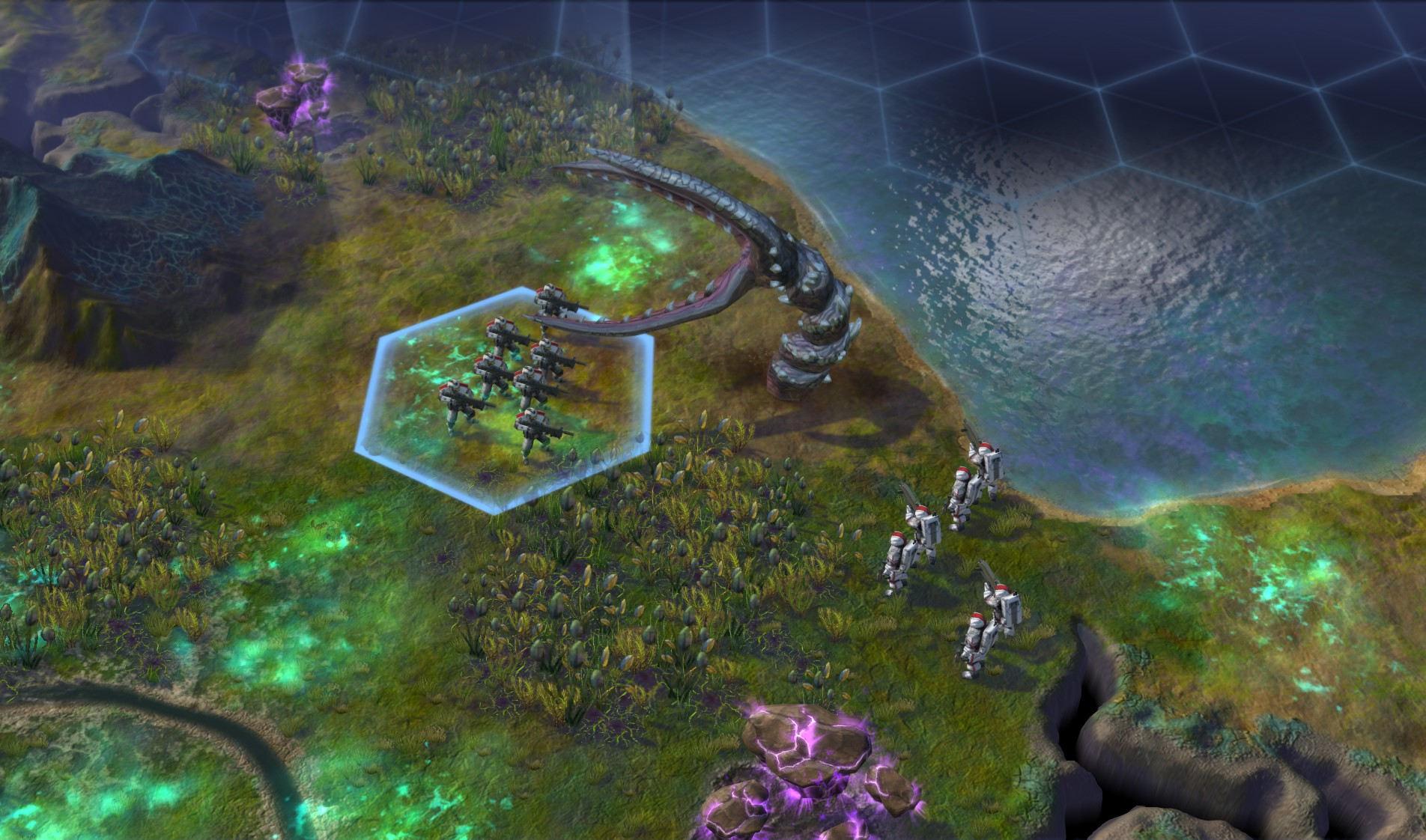 Sid Meiers Civilization Beyond Earth Neue Gefahren auf fremden Planeten