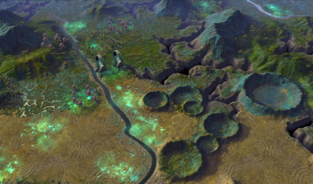 Sid Meiers Civilization Beyond Earth Neue Zivilisationen versprechen Abwechslung