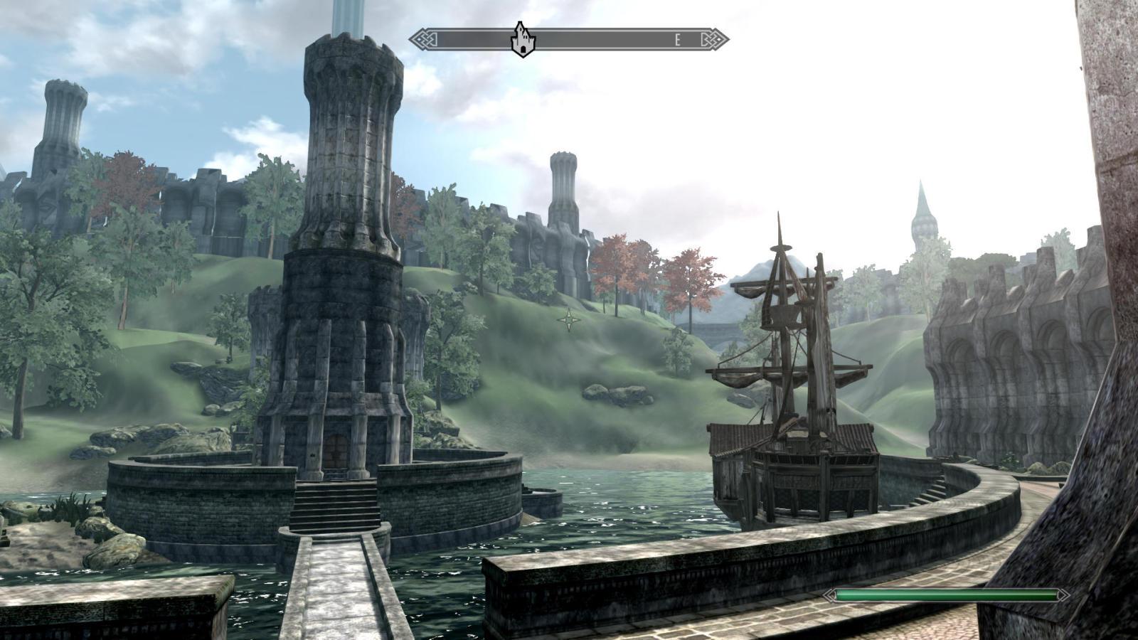 Skyblivion Der Hafen