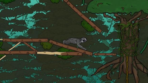 Sloth Quest Ein Faultier auf Abwegen