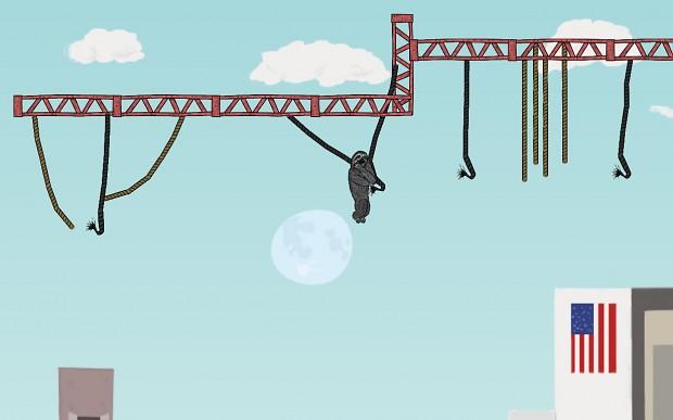 Sloth Quest Nicht nur im Dschungel laesst es sich hangeln
