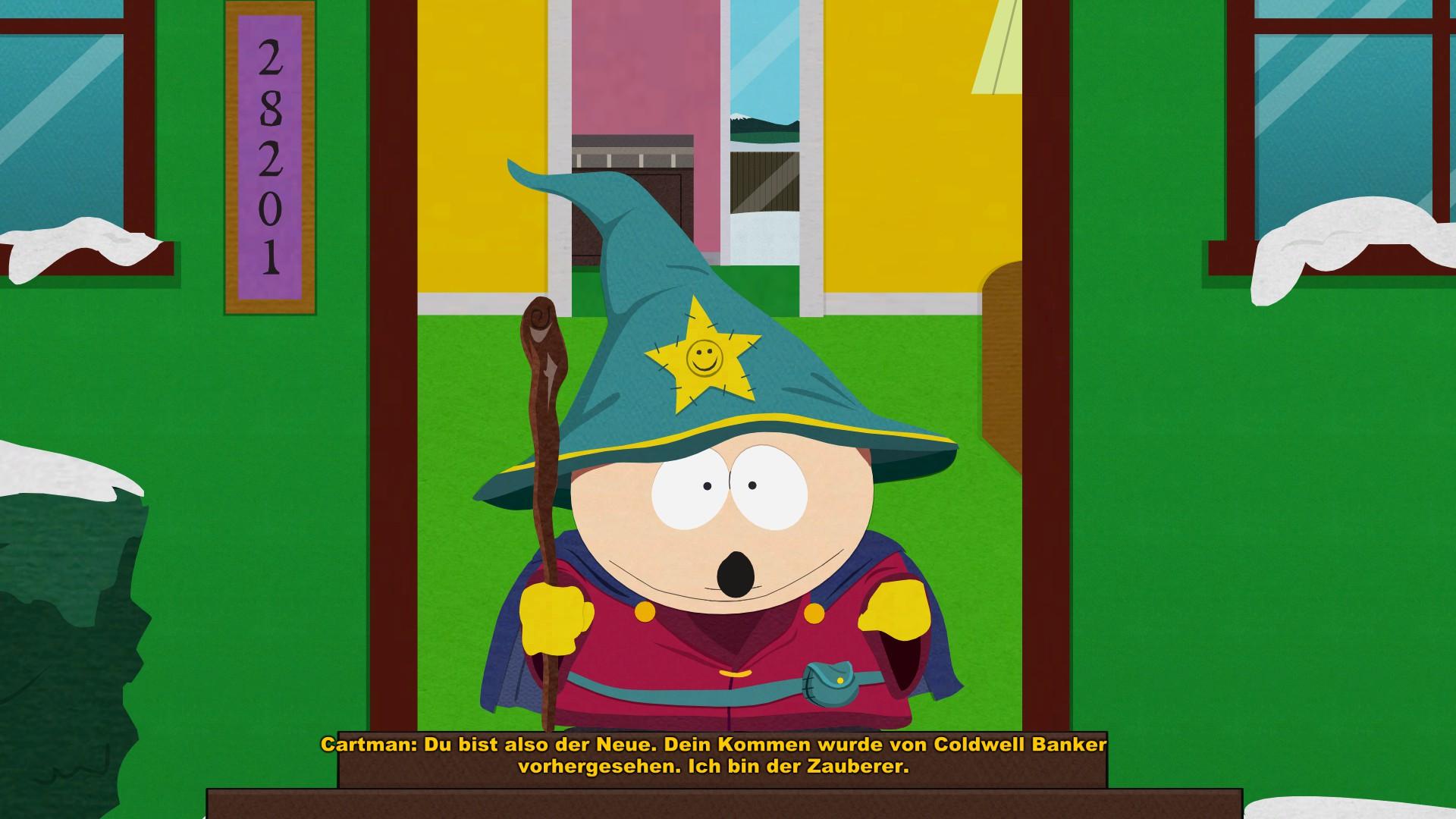 South Park Der Stab der Wahrheit - Cartman der Magier Koening