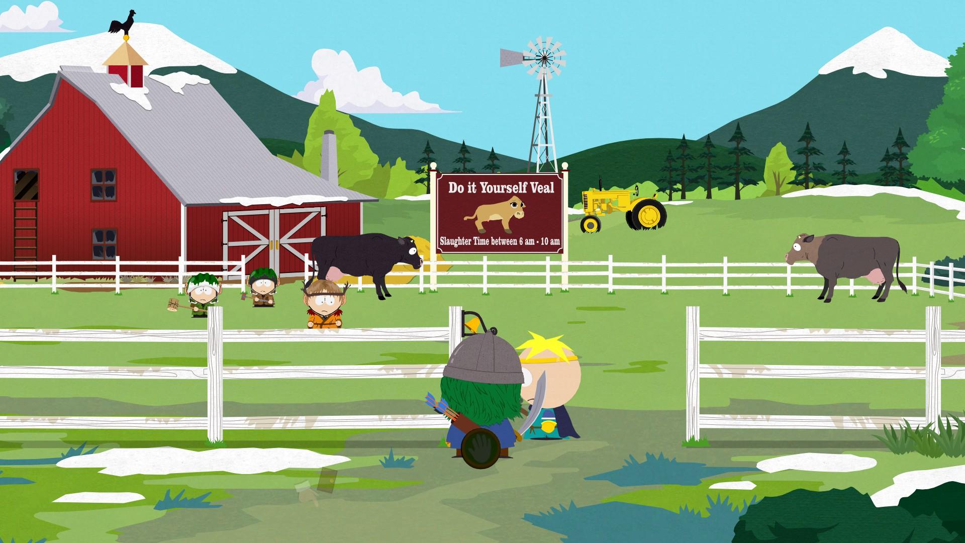 South Park Der Stab der Wahrheit - Die Farm