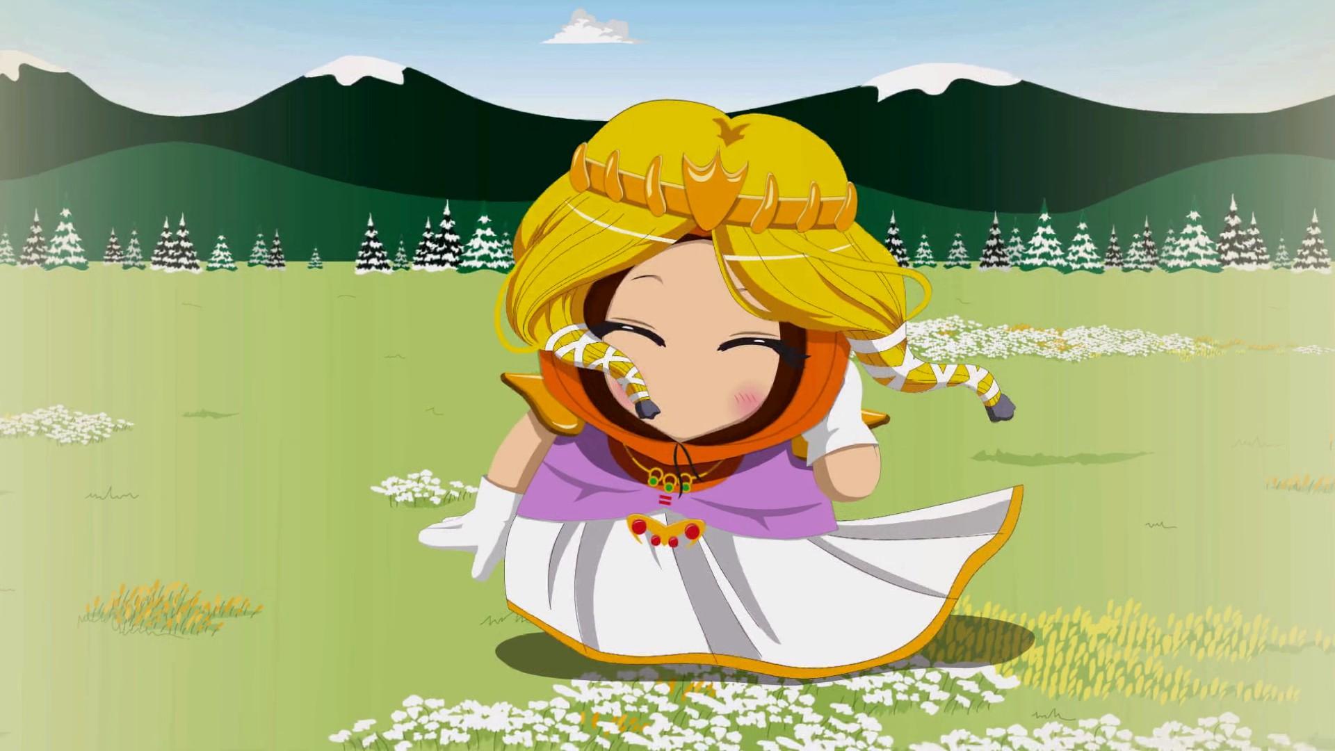 South Park Der Stab der Wahrheit - Prinzessin Kenny