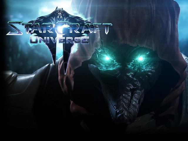StarCraft Universe Logo