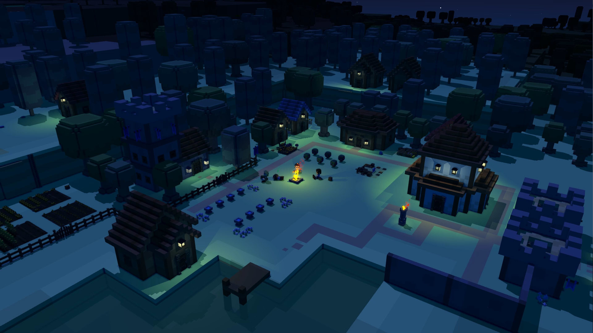 Stonehearth – Ein Dorf bei Nacht