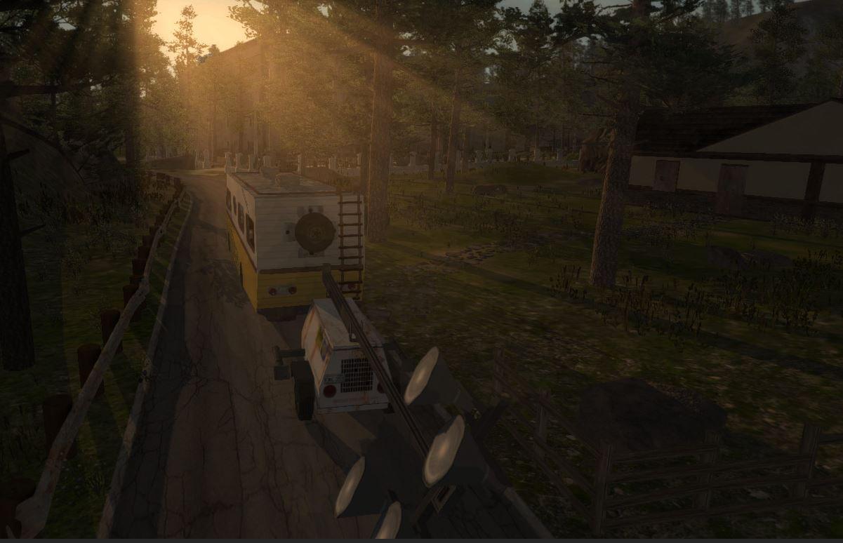 Survive the Nights - Wahnwagen und Genearator