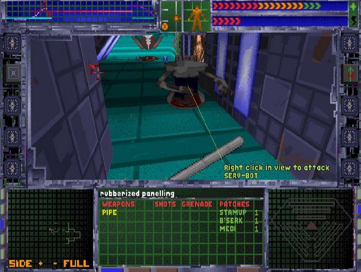 System Shock – Original - Roboter