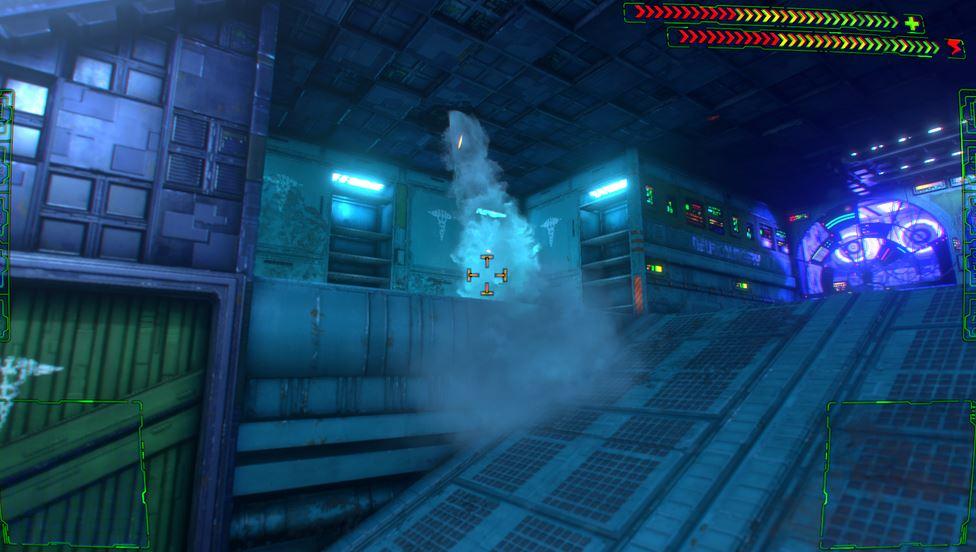 System Shock – Remake - Aufgang
