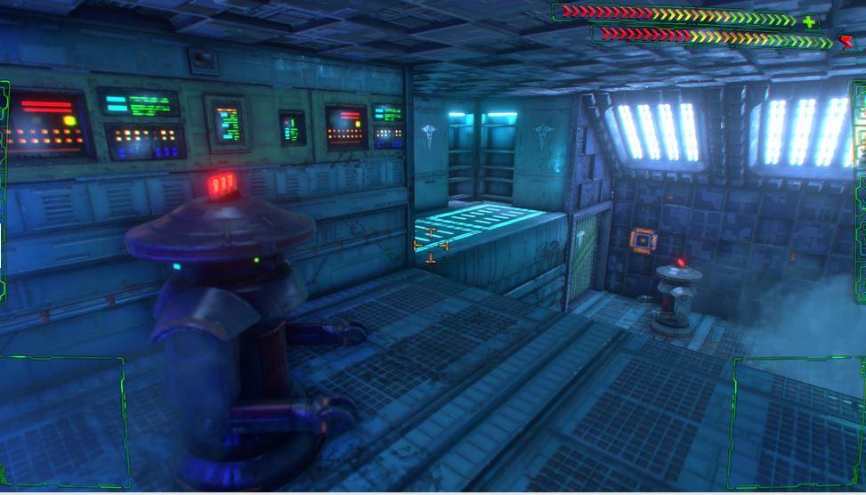 System Shock – Remake - Roboter