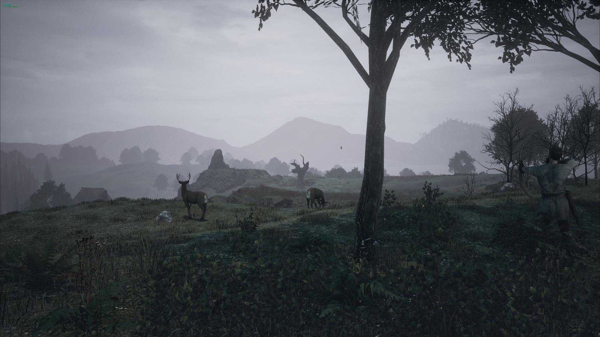 The Black Death - Auf der Jagd