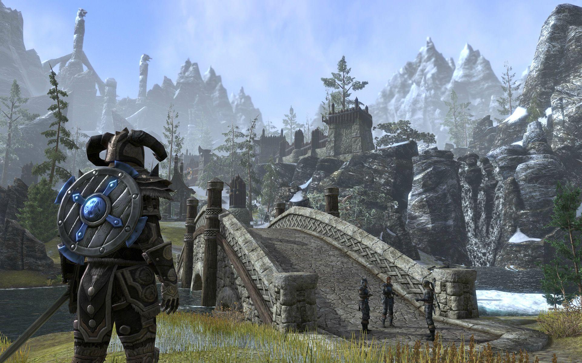 The Elder Scrolls Online Himmelsrand