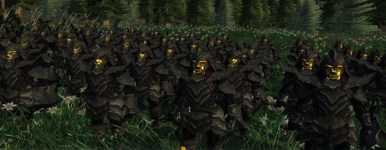 The Elder Scrolls Total War - Armee der Orks.JPG