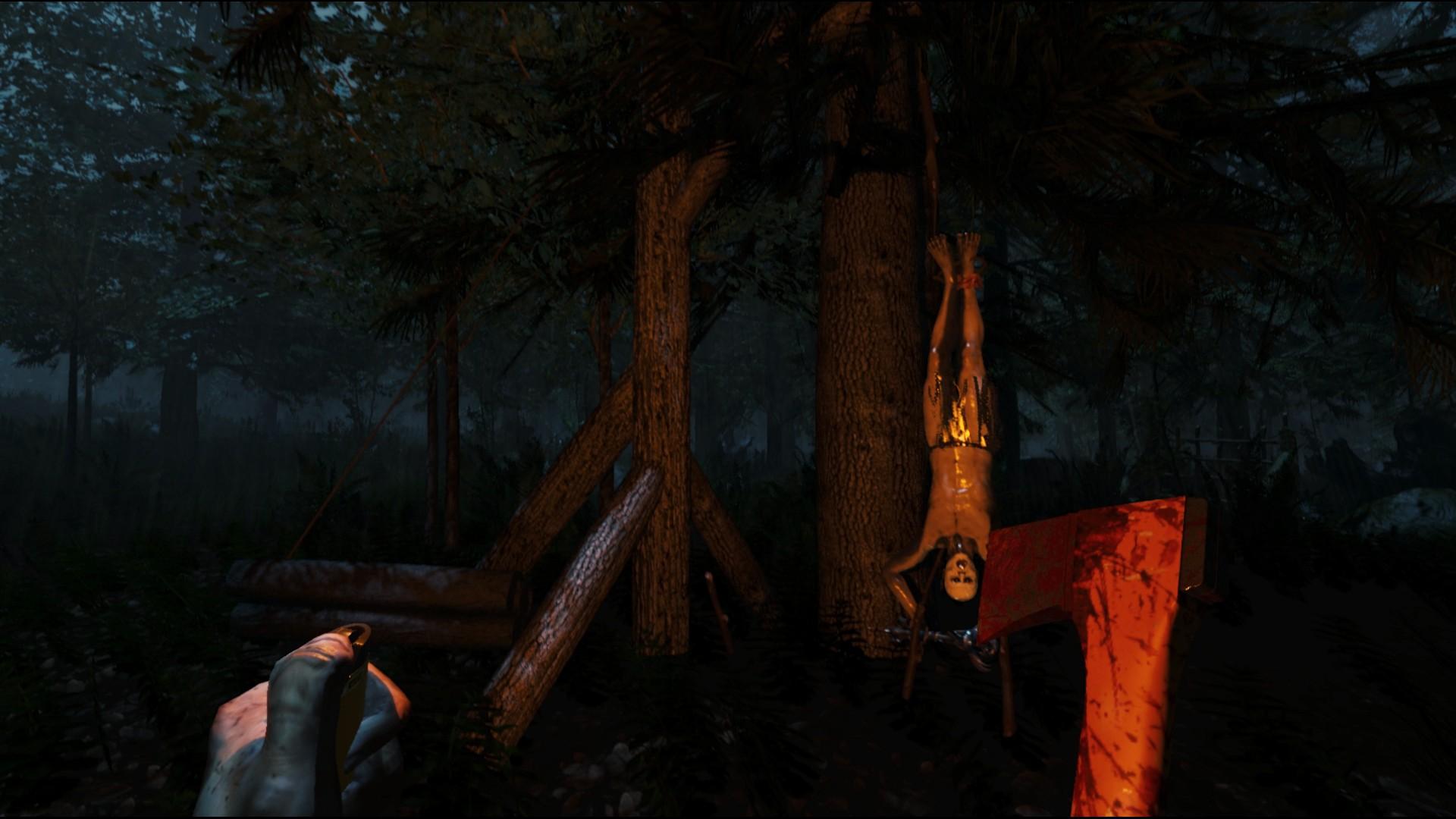 The Forest Mennsch oder Mutant