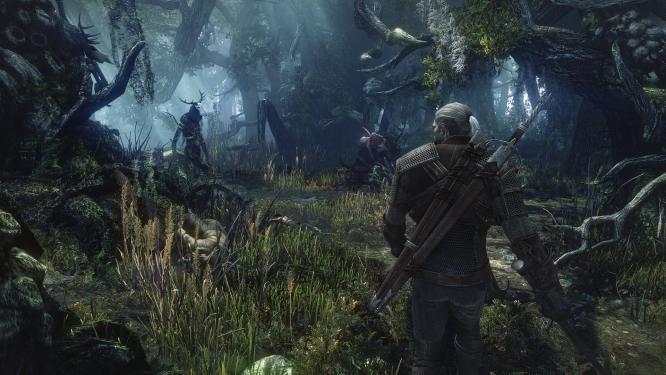 Der Hexer im Wald