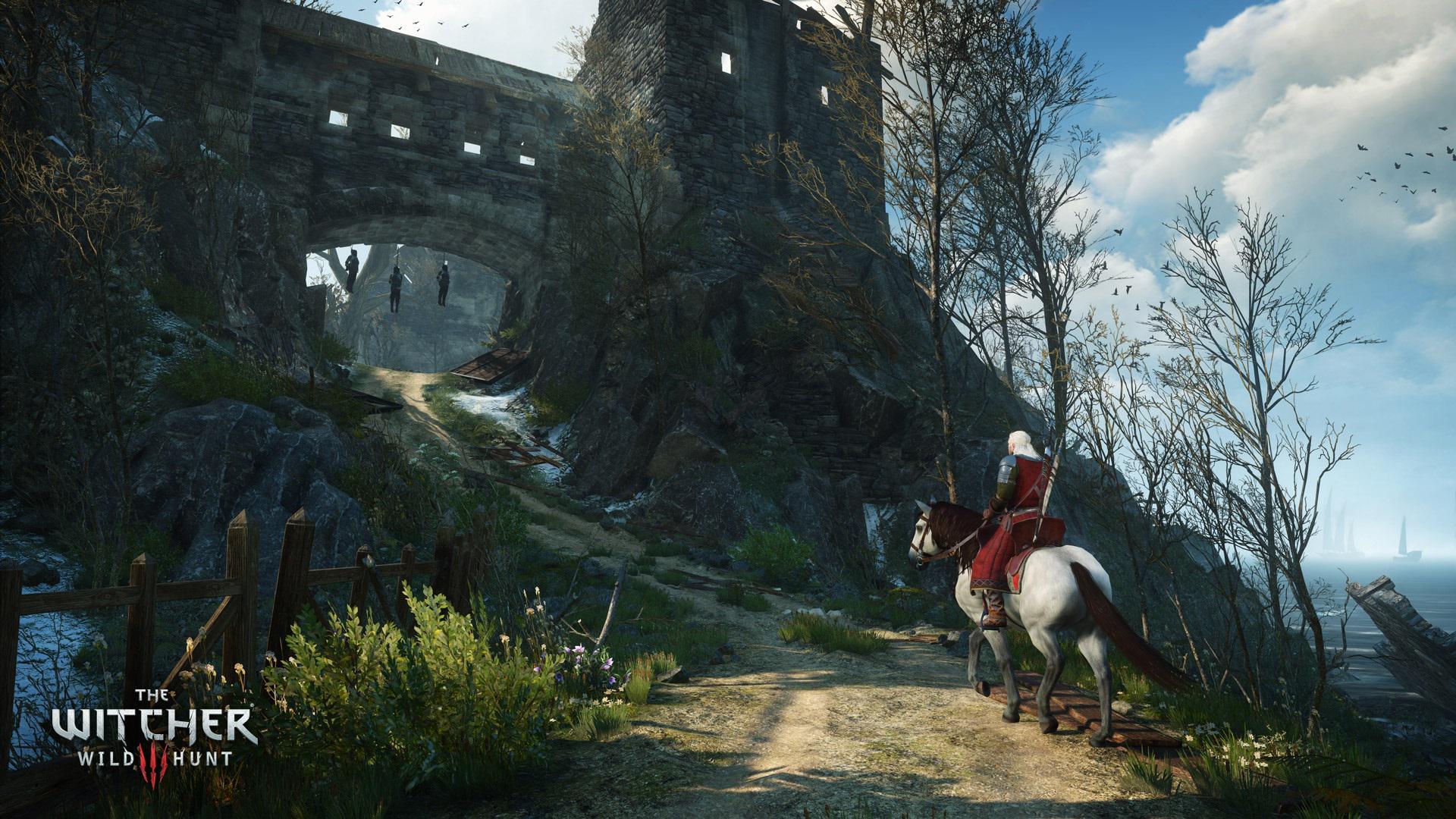 The Witcher 3 Wild Hunt - Eine Burg an der Küste.jpg