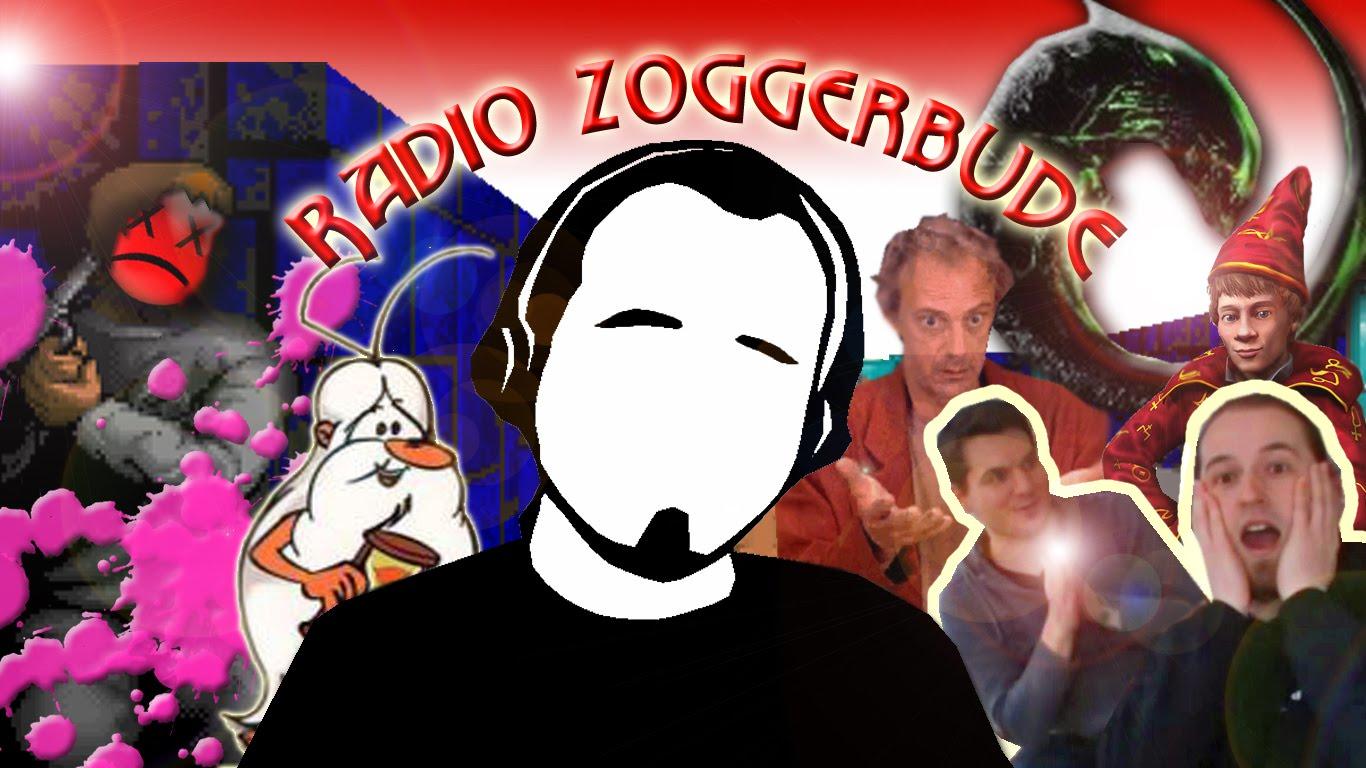 TheParappa - Radio Zoggerbude