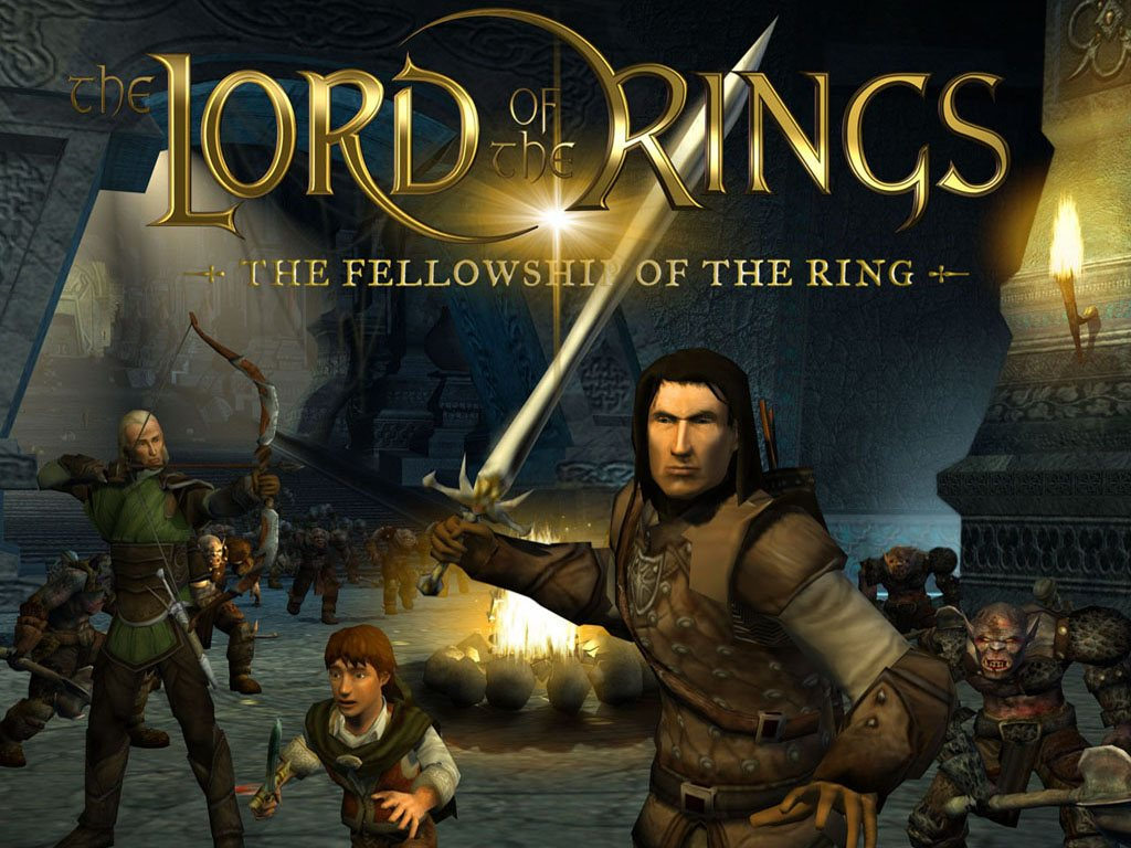 Fellowship Of The Ring Xbox