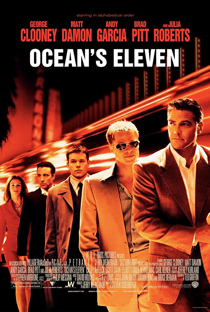 Top Casino Filme - Ocean's Eleven