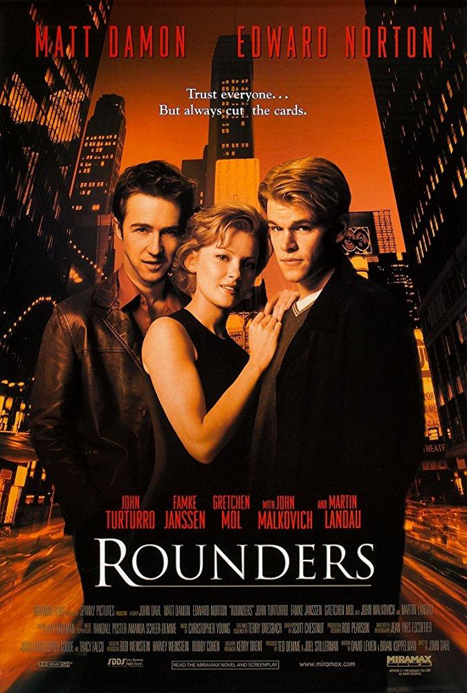 Top Casino Filme - Rounders