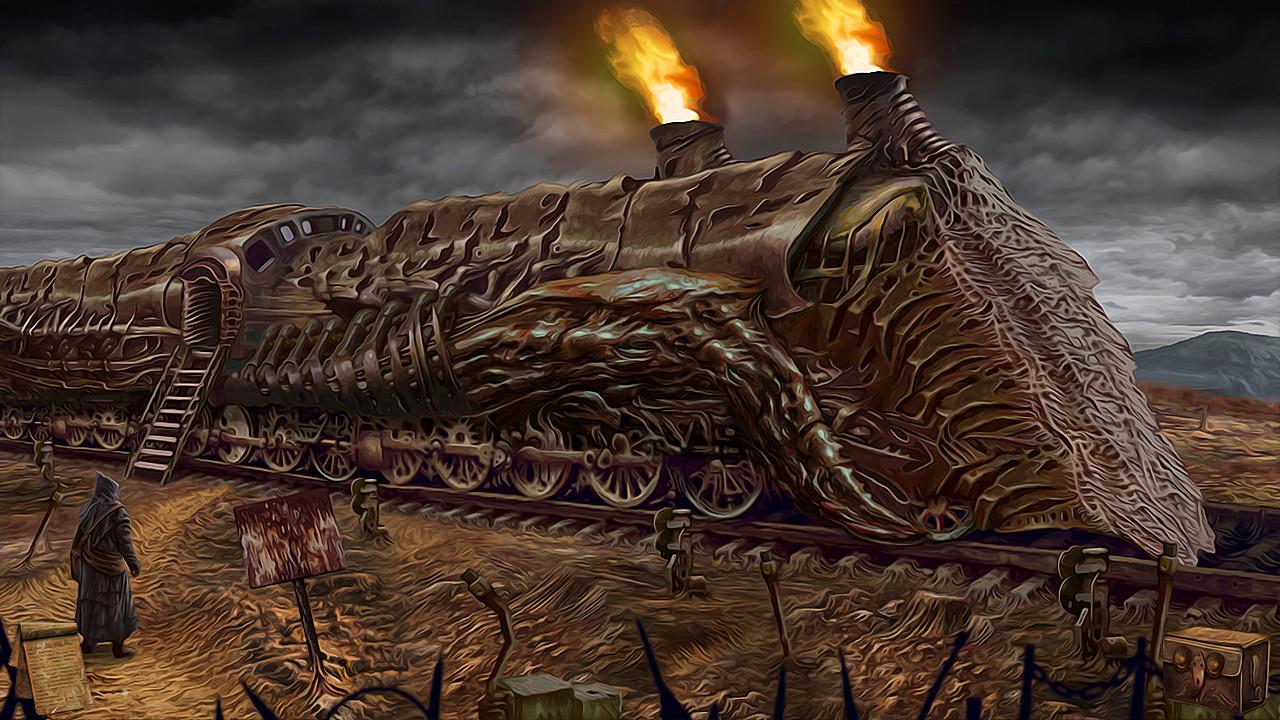 Tormentum - Dark Sorrow - Der Zug