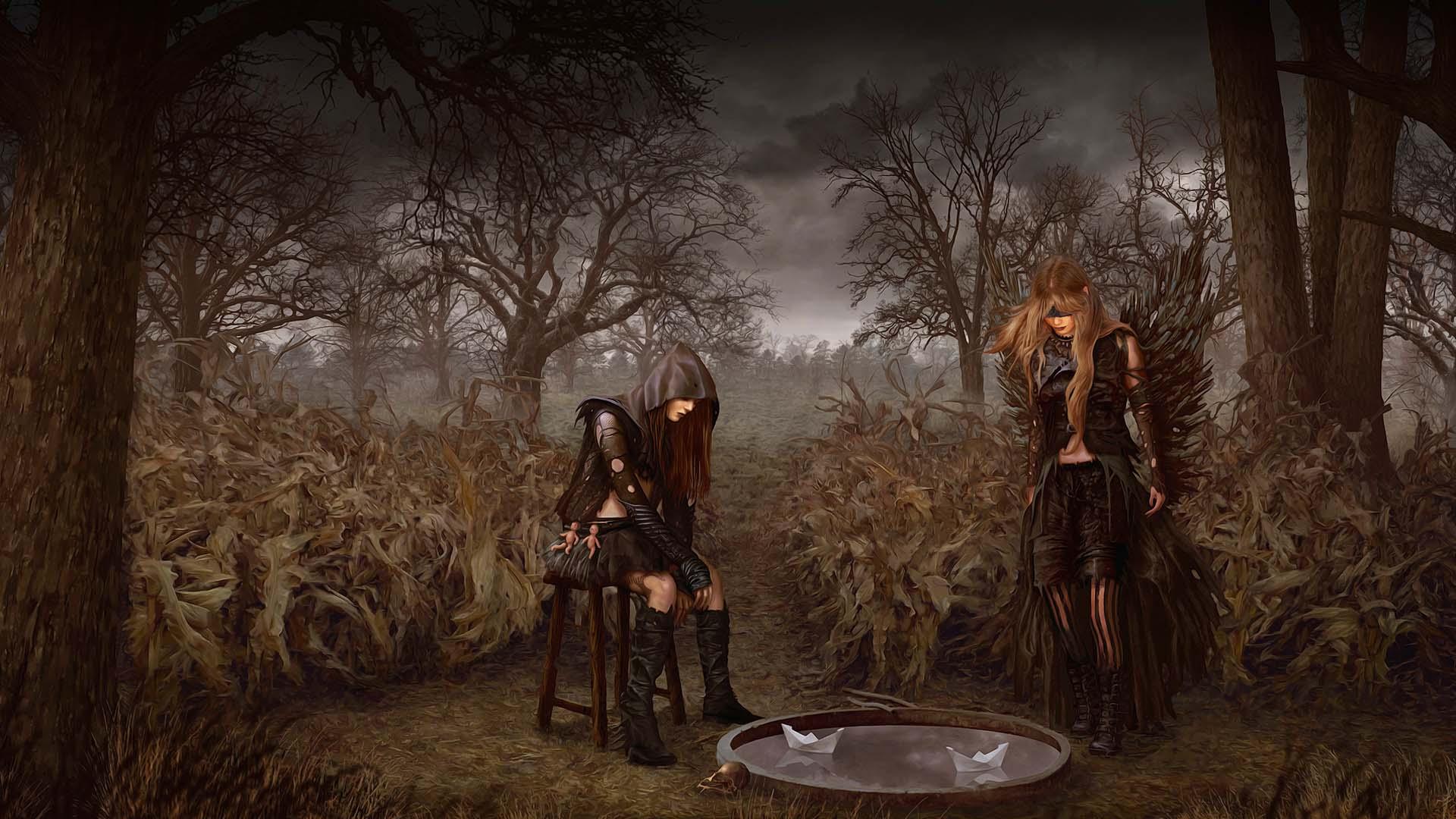 Tormentum II - surreale Fantasy Welt