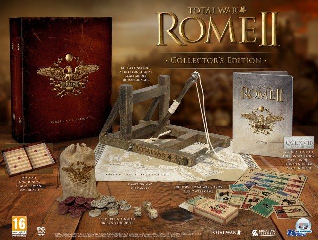 Total War Rome II Collectors Edition 1