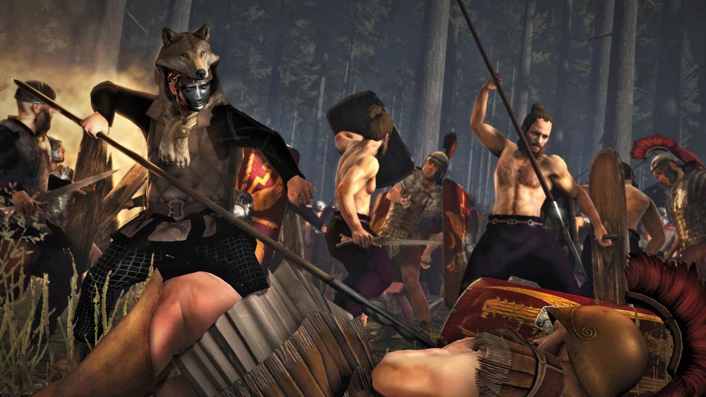 Total War Rome 2 Screenshot 006