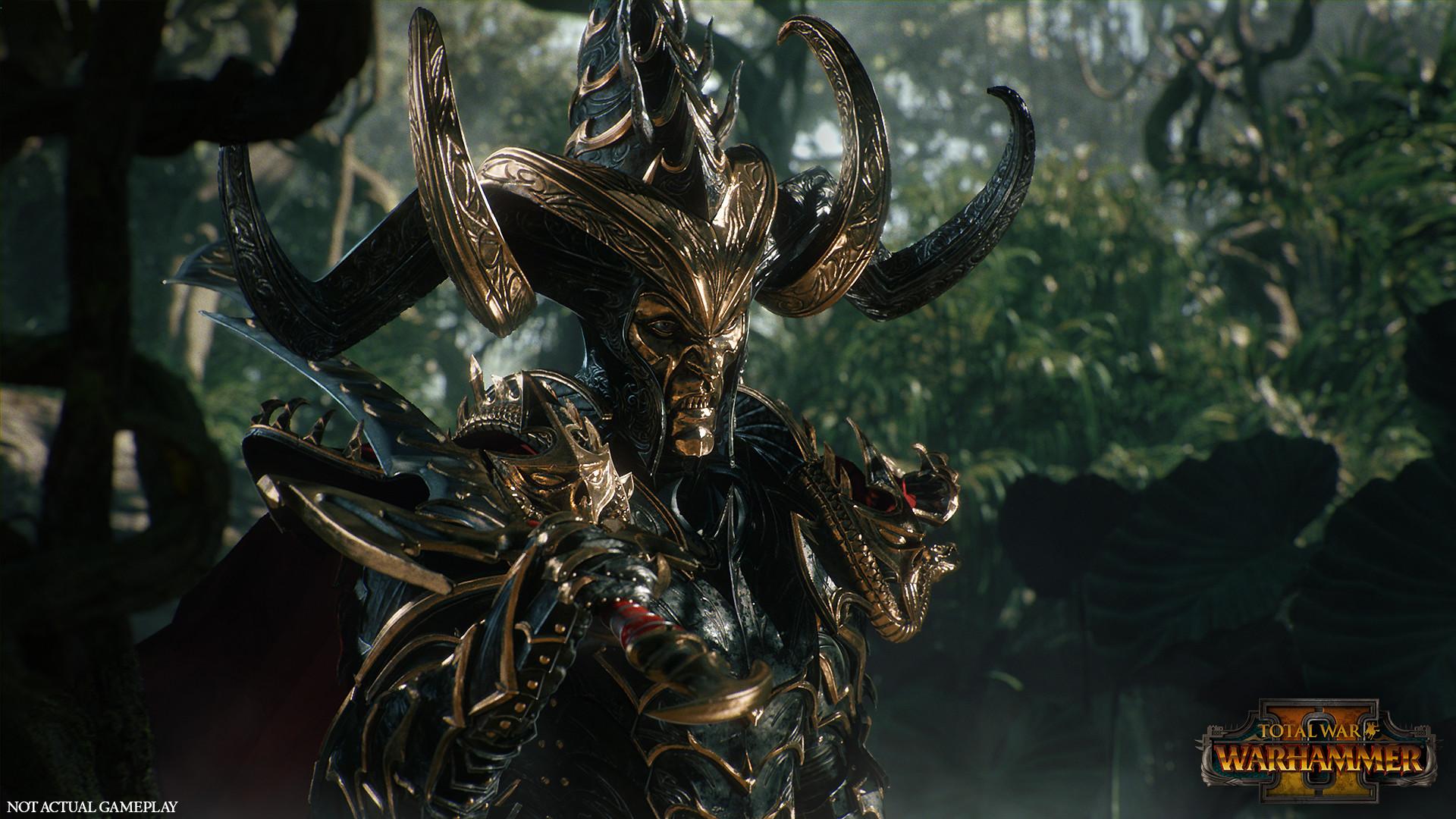 Total War - Warhammer 2 - Hexenkönigs Malekith - Dunkelelfen