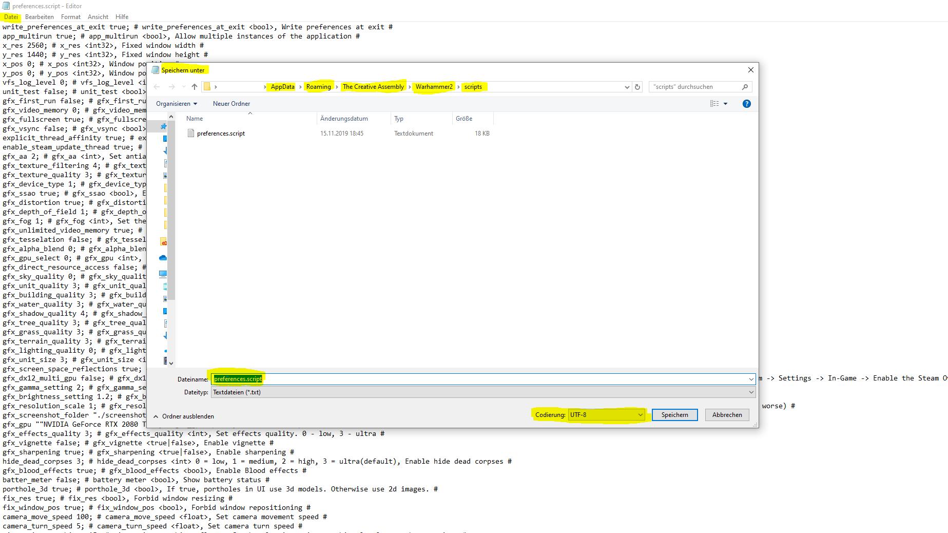 Total-War-WARHAMMER-2-preferences-script-Datei-erstellen