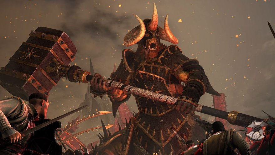 Total War - Warhammer – Chaos Truppen im neuen DLC