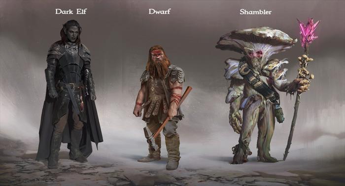 Underworld Ascendant - Die 3 Fraktionen im Spiel