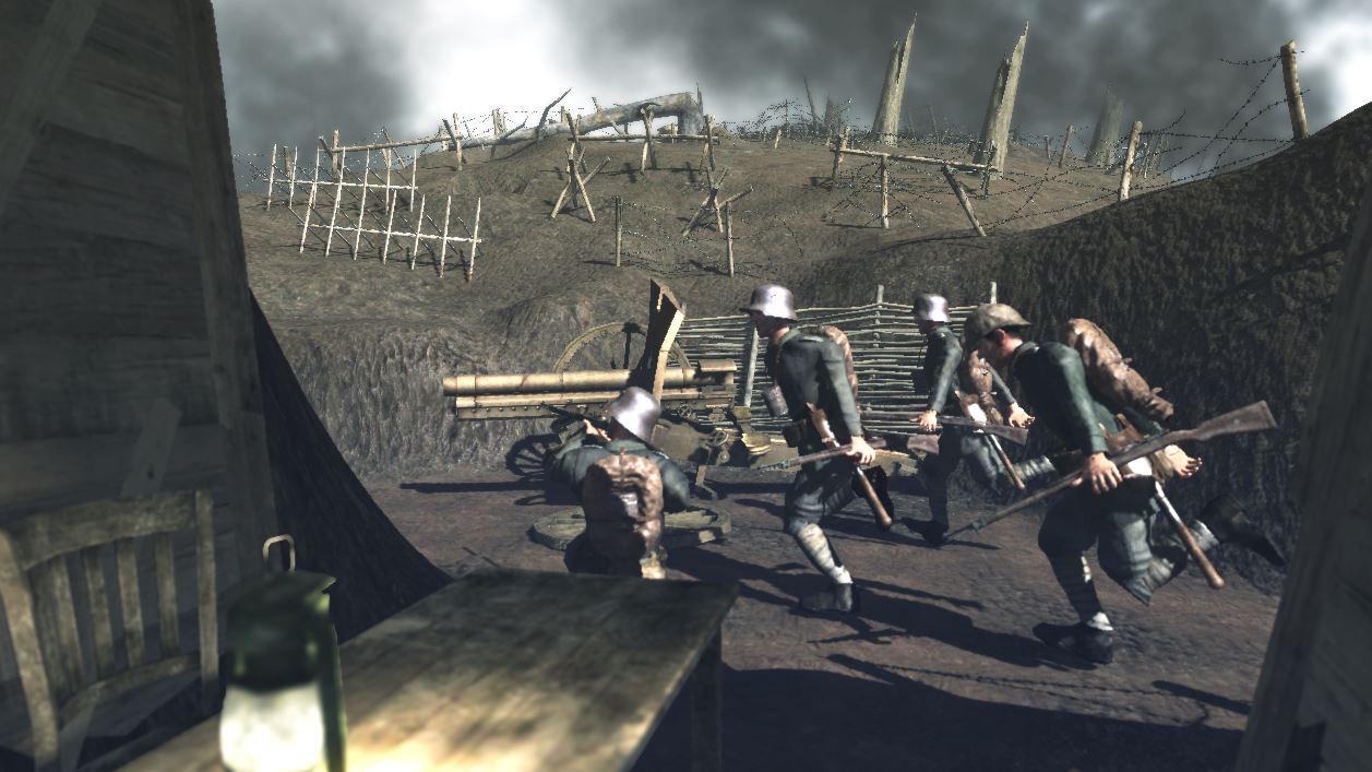 Verdun - Early Access - Deutscher Angriff