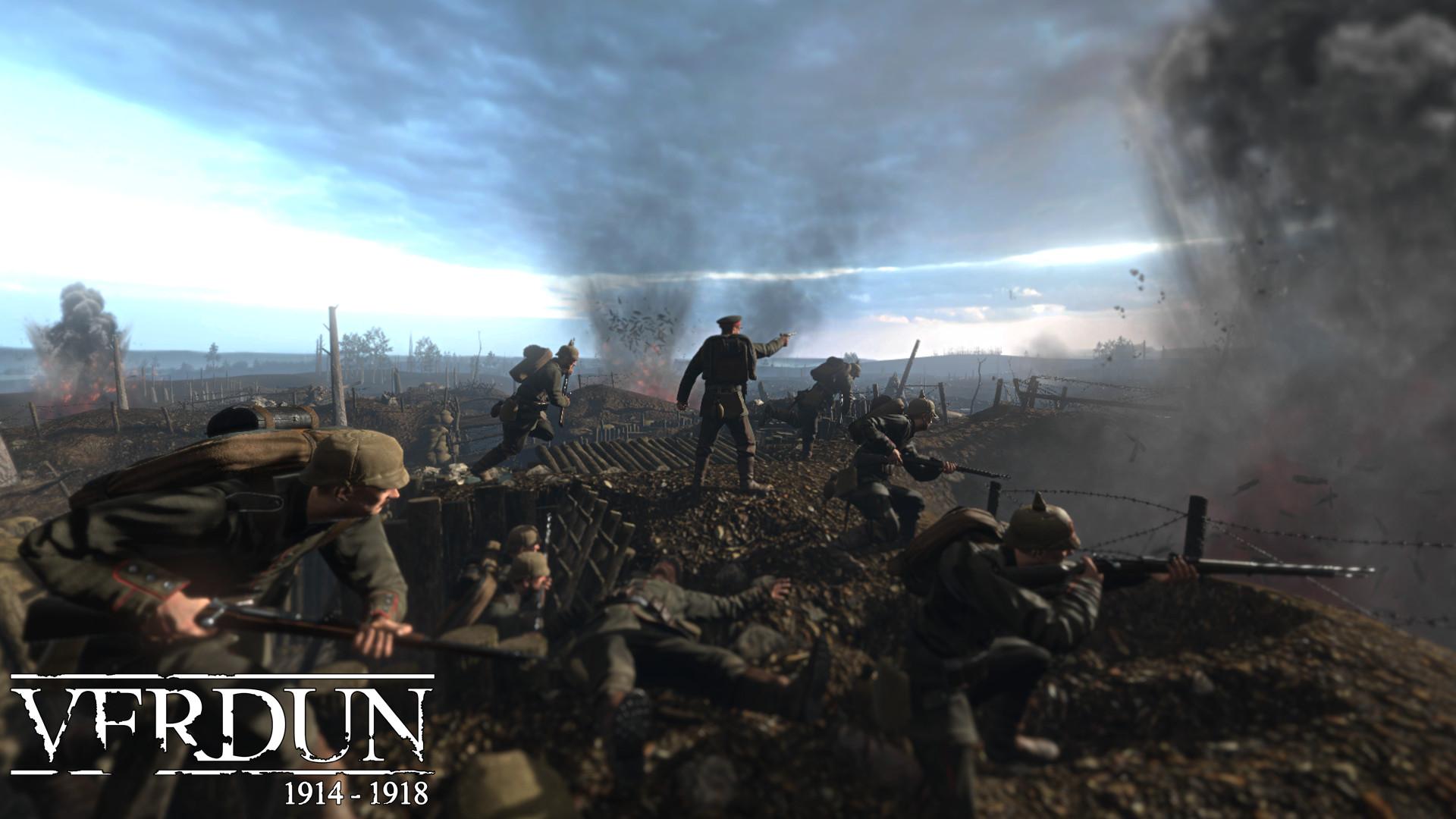 Verdun - WW1 Taktik Shooter