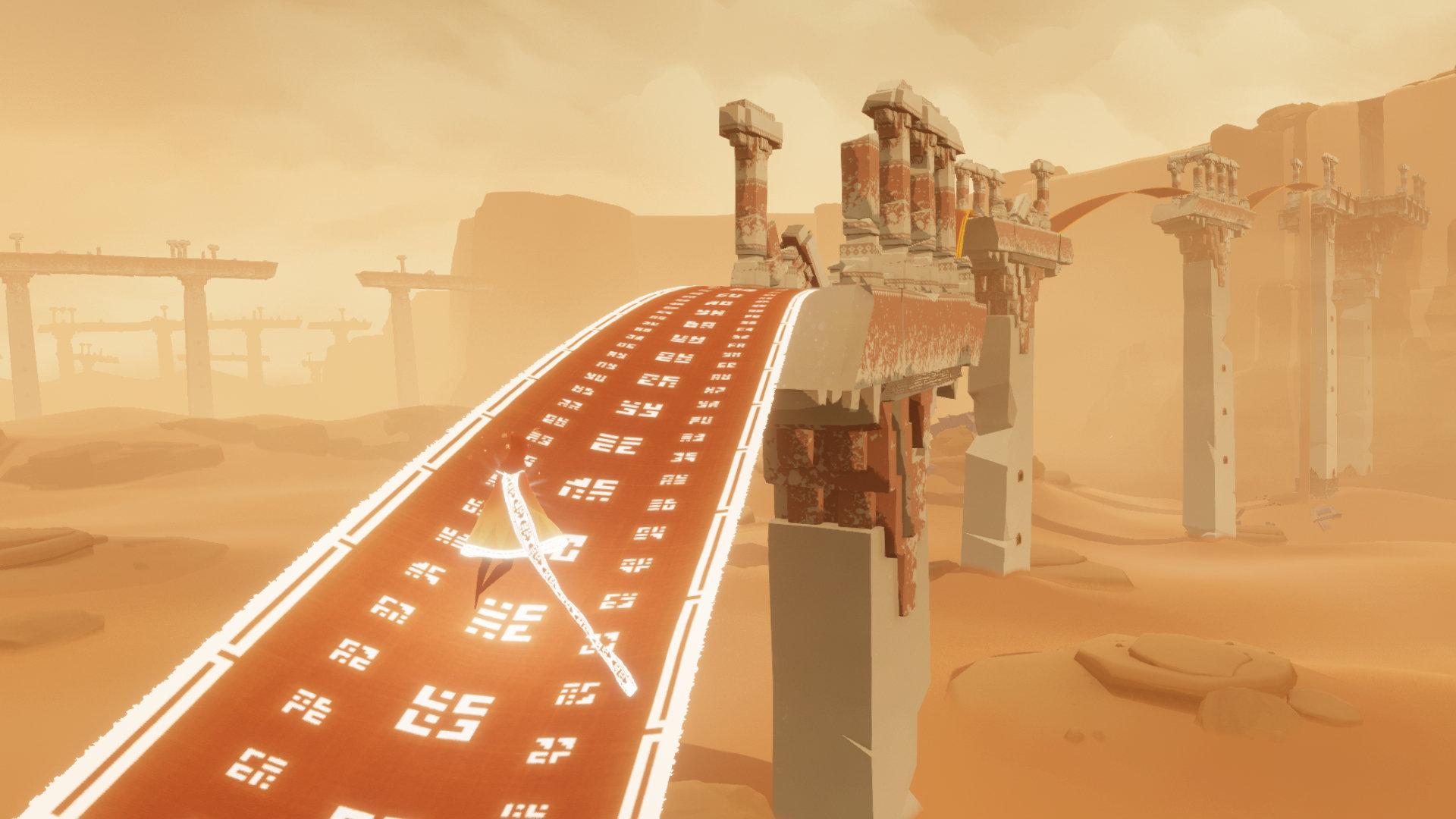 Videospiele – Interaktive Kunst - Journey