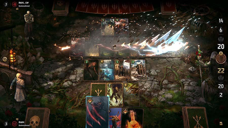 Gwent - Im Gefecht der Karten