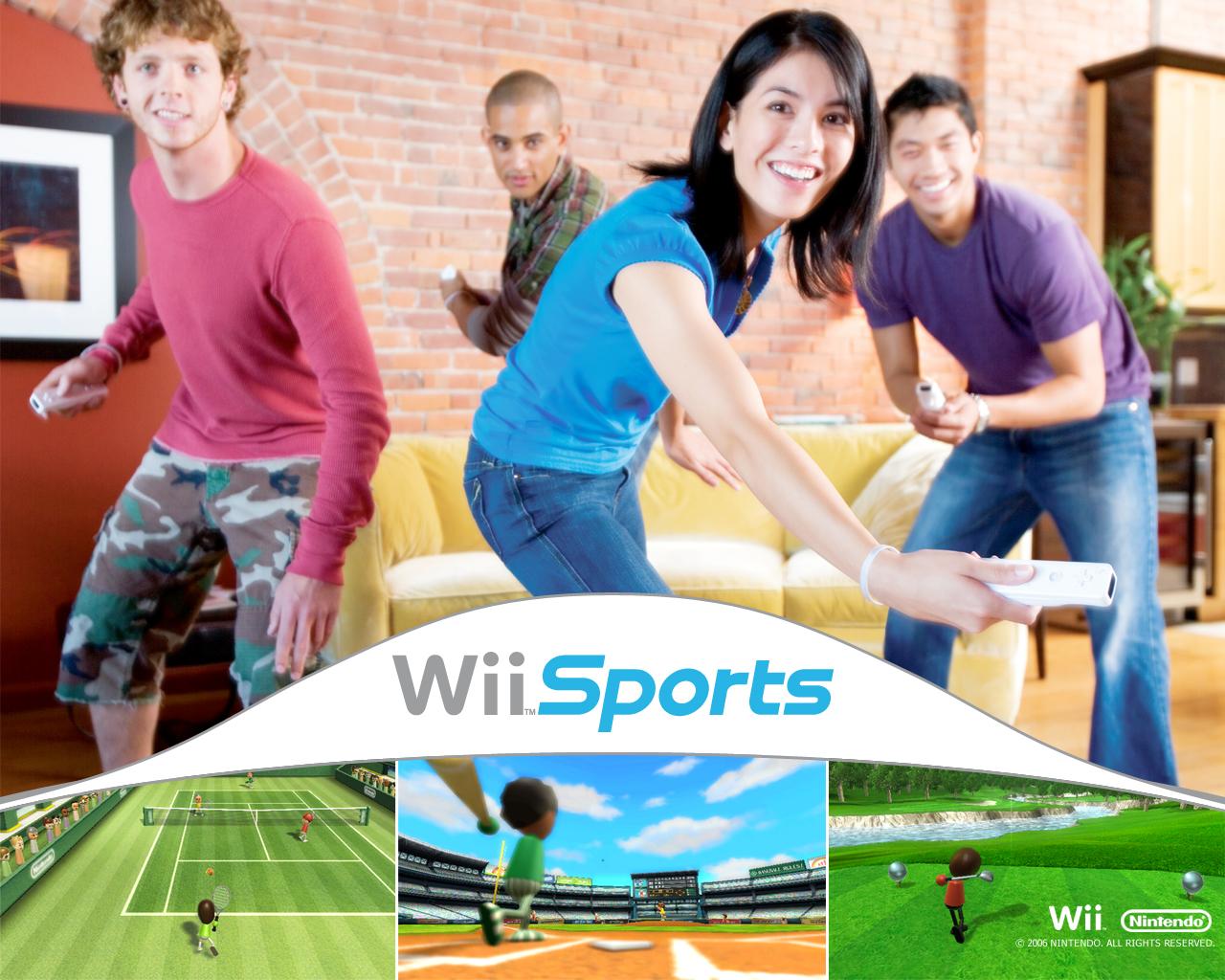 Wii Sports - Ein erster Versuch der virtuellen Realität