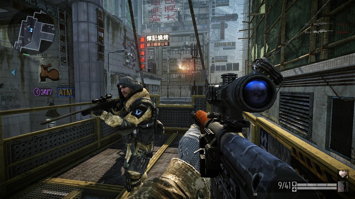 Warface - Sniper 2