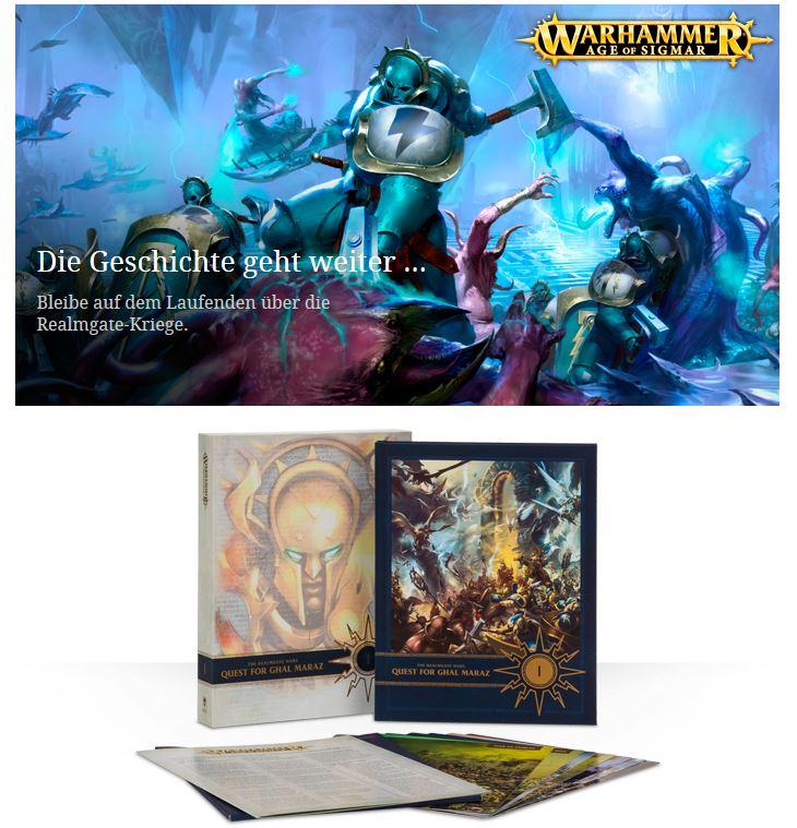 Warhammer Age Of Sigmar - Realmgate Kriege